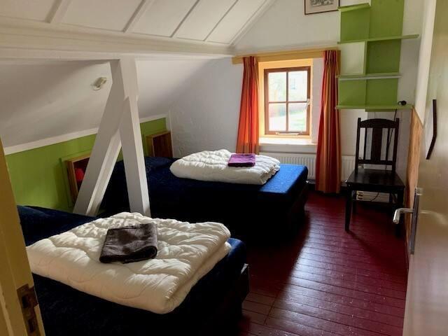 Slaapkamer 4 op de 1e etage
