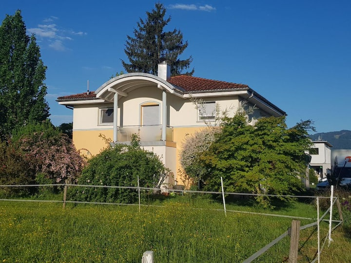 Villa Stardust - Ökohaus in Lustenau