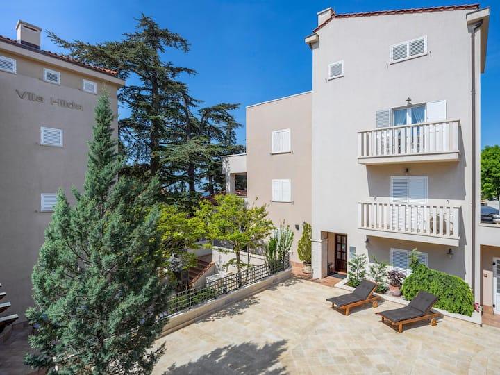 Abalone hotel Apartman 35m2 (2odraslih+2djece)