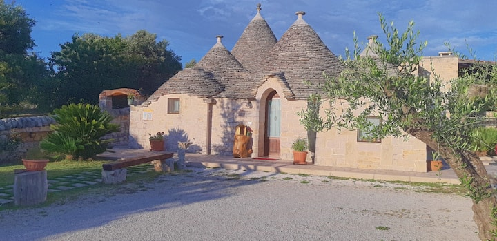 B&B - TRULLO TEA