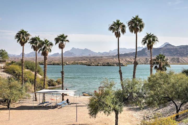 NEW! 2BR Lake Havasu City House - Steps From Water