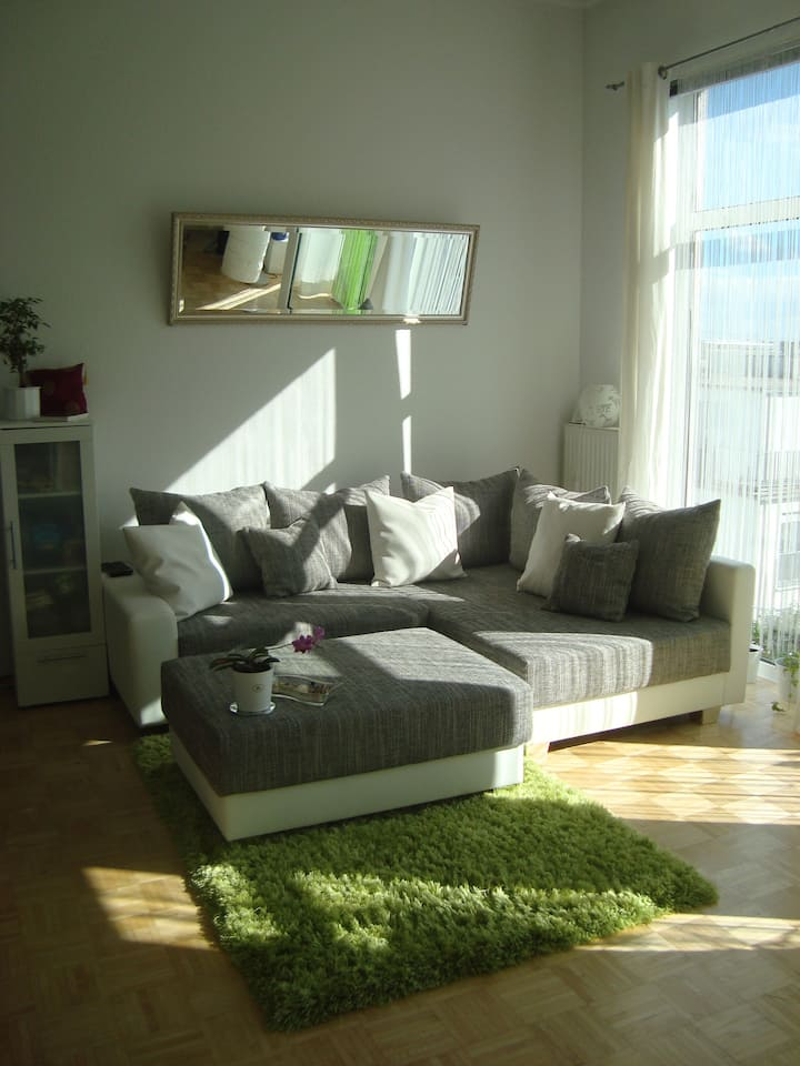 Stylish flat - to downtown only 12 min