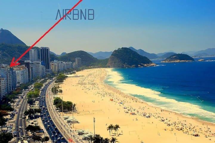 RIO DE JANEIRO,PRÓXIMO PRAIA/METRO,,WI-FI