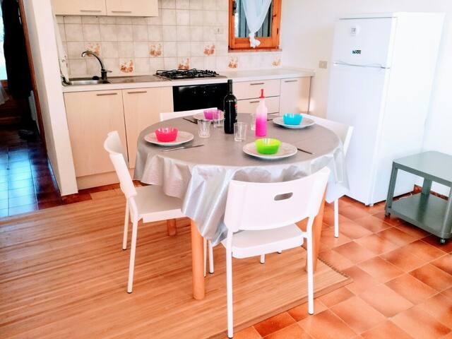 Appartamento trilocale in Residence
