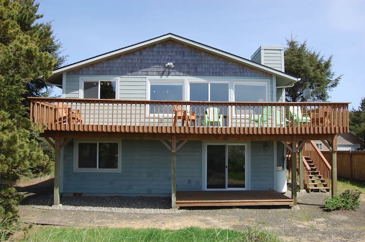 Nature Beach House - Ocean Shores - House