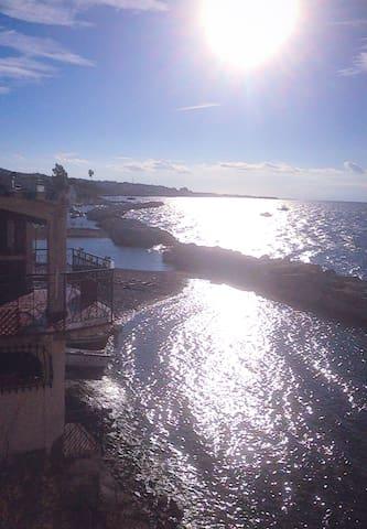 Villetta al mare primo piano - Reggio Calabria
