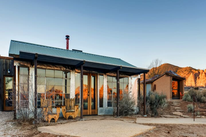 Zion guest house and Adobe Suite guest house sleeps up to 6