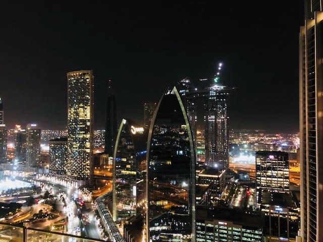 Large Luxurious Studio at The Address Dubai Mall