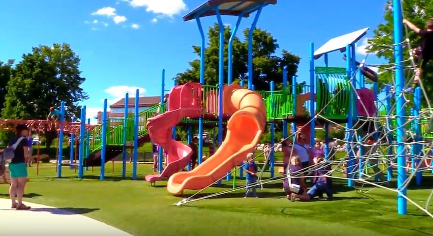 McEuen Park, CDA.