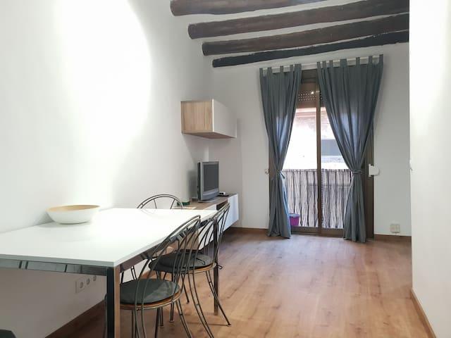 Gothic neighborhood Apartment