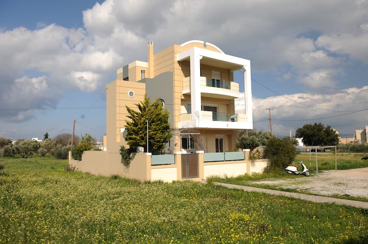 Katia's house