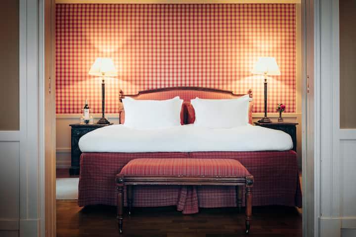 Royal Haga Suite @ Stallmästaregården