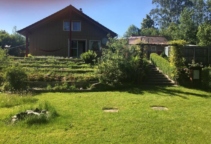Ferienhaus Erhard im Grünen