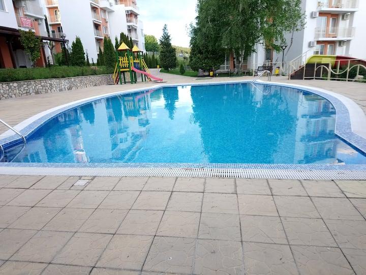 Сдается жилье на август Св. Влас, Болгария