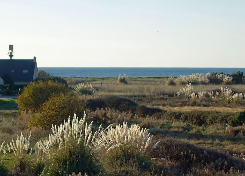 Maison tout confort en bord de mer houses for rent in for Achat maison bretagne bord de mer