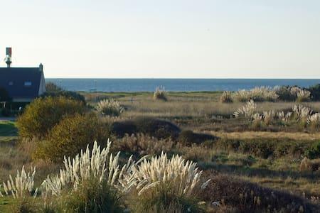 Maison tout confort en bord de mer - Penmarch