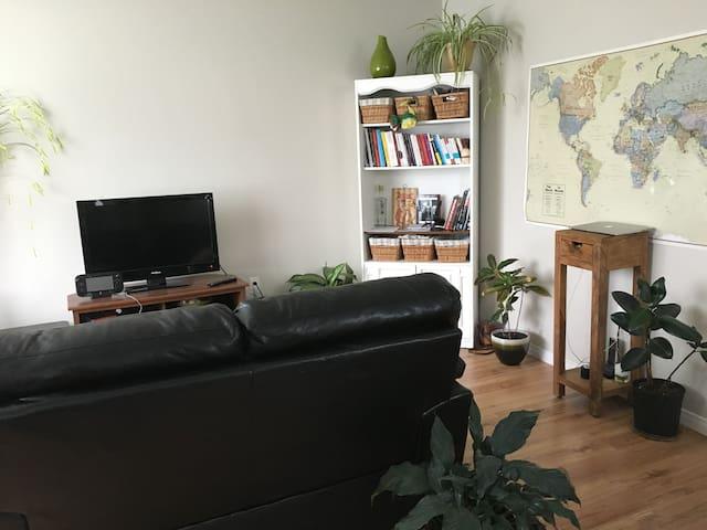 Petit logement près de Québec - Lévis - Lägenhet