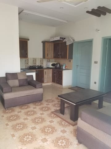 Separate Entrance,  Fully Furnished,  Brand New,