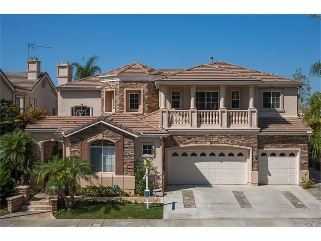 Luxury house with private swimming pool - Yorba Linda - Ev