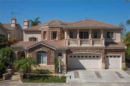 Luxury house with private swimming pool - Yorba Linda - Talo