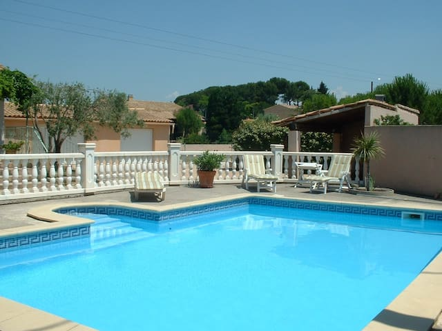 Charmant appartement provençal - Sérignan-du-Comtat - Lejlighed
