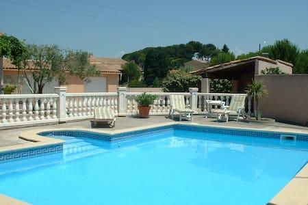 Charmant appartement provençal - Sérignan-du-Comtat