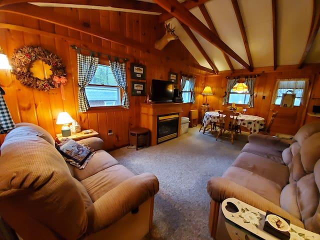 Pocono Cabin - Big Boulder, Jack Frost, Camelback