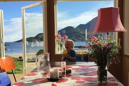 Kvitsand Lofoten adventure