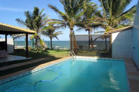 Maison en bord de mer près Salvador de Bahia - Abrantes