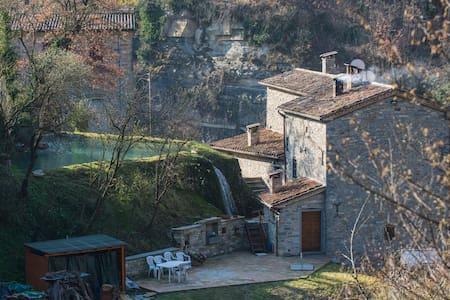 Mulino Medievale dei Renzetti - San Giustino - Apartemen