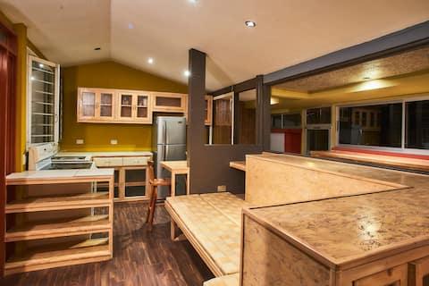 Casa Laboratorio, Fully furnished apartment