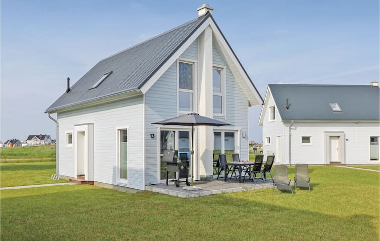 Holiday cottage with 2 bedrooms on 82m² in OstseeResort Olpenitz