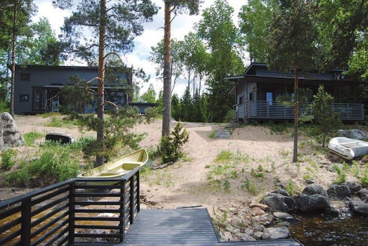 Luxury Villa by the lake,5 bedrooms - Padasjoki - Huis