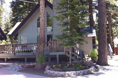 Lake Tahoe, 4 bedroom House, North Shore.