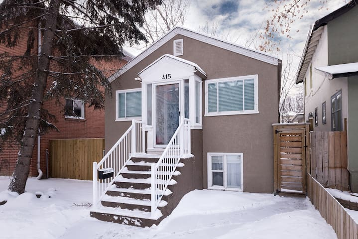 The Friendly Downtown 2Bedroom YXE 🏡