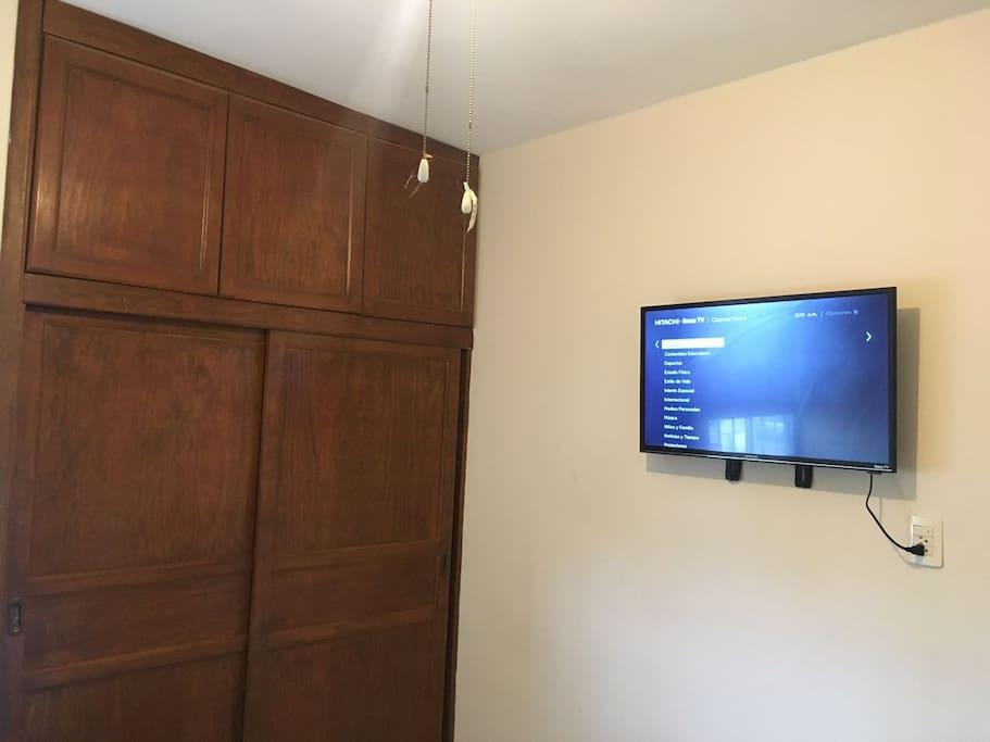 Smart Tv con roku
