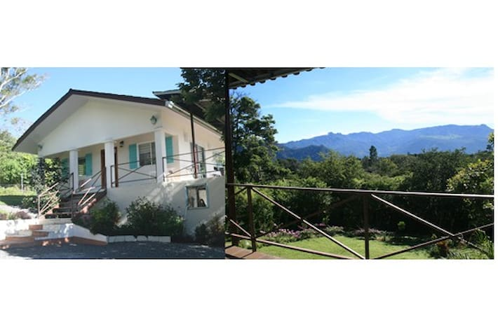 Welcome to 'Above Boquete' Mountain House