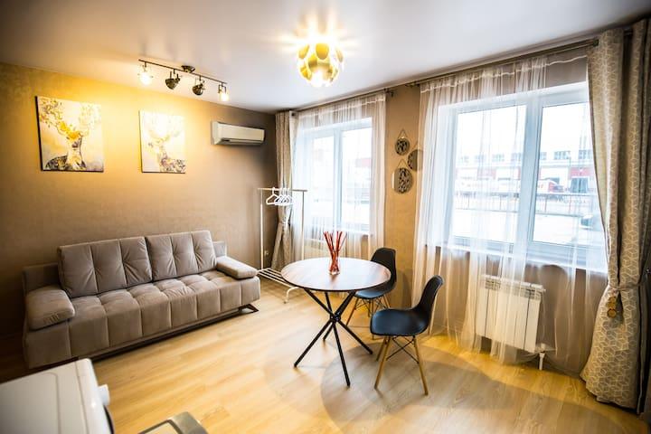 Квартира в Батайске на Ушинского 53-2
