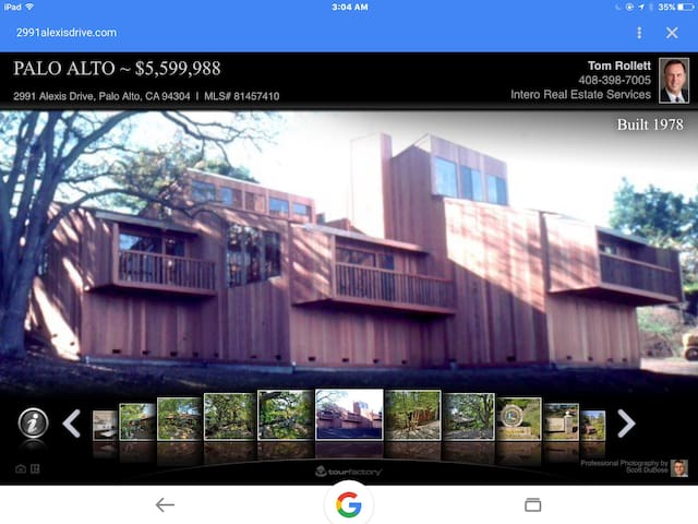 Great high end house for SuperBowl - Palo Alto - House