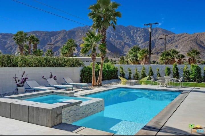 Charming San Rafael entire house Hot tub-Pool-Wifi