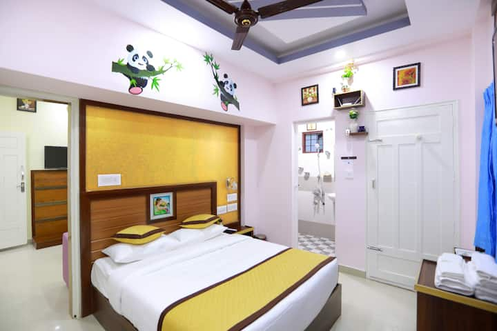 comfortable stay near cochin international airport