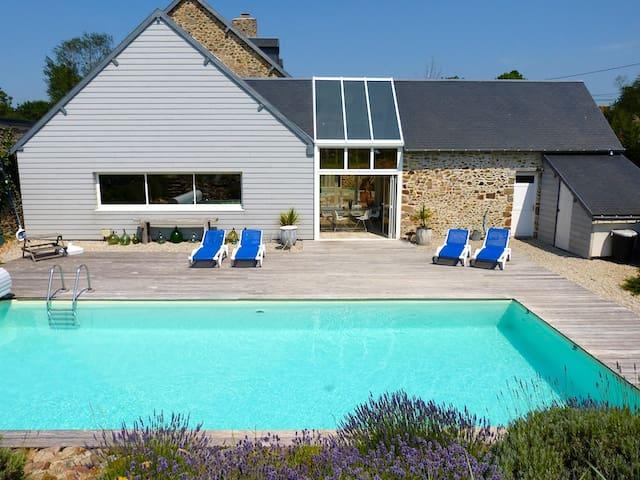 La Brocanterie - Gouville-sur-Mer - 휴가용 별장