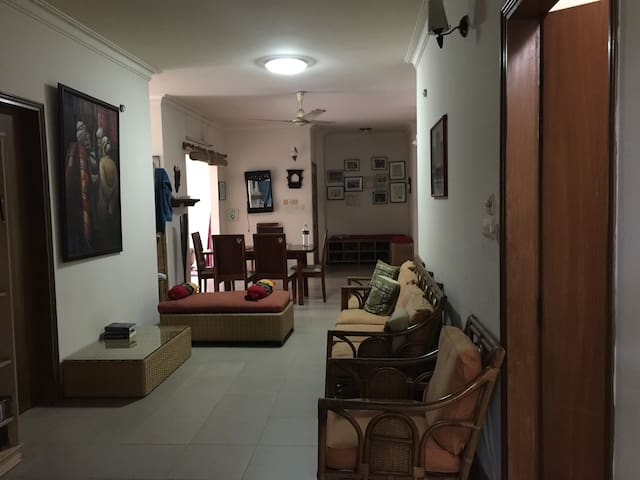 Private Room One in Diplomatic Gulshan