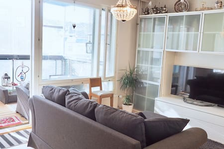 Cosy apartment in a trendy area near everything