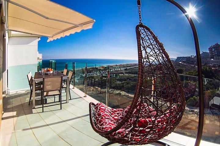 Arenales del Sol - On the Beach Apartament
