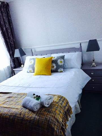 Arisaig Guest House,room3