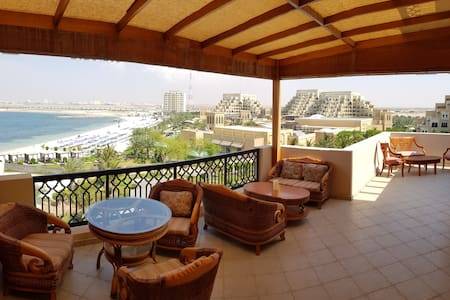 Beautiful Apartment in Fayrouz with Full Sea View