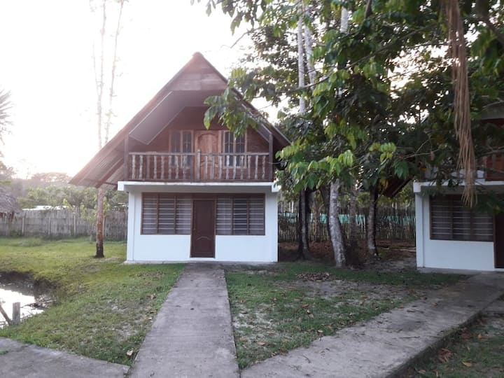Bungalow at the Amazonas