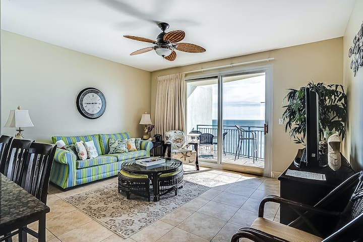NEW LISTING! Beachfront home close to everything w/ shared pool and beach access