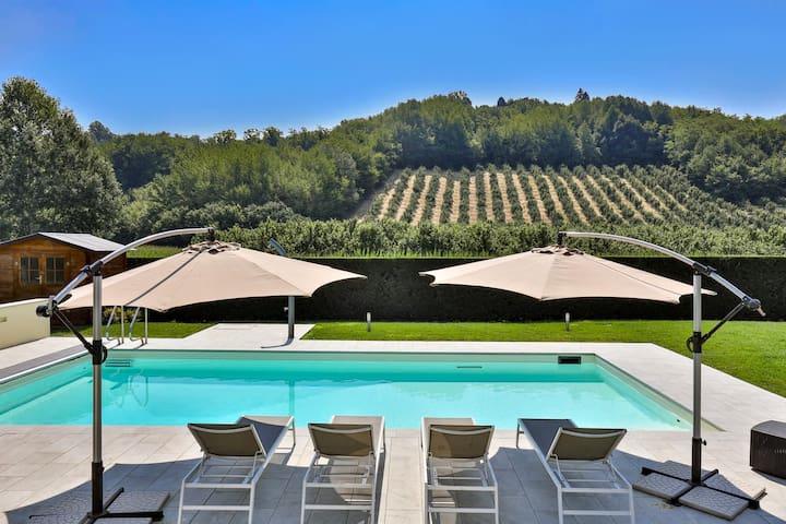 Astonishing villa-  Swimming pool- Unesco